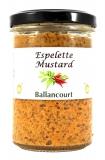 Espelette Mustard from Ballancourt, French Mustard supplier