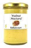 Walnut Mustard from Ballancourt, French Mustard supplier