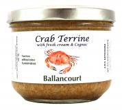 Crab Terrine from Ballancourt, French Terrines