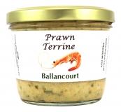 Prawn Terrine from Ballancourt, French Terrine Suppliers