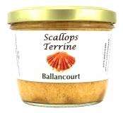 Scallops Terrine from Ballancourt, French Terrine Suppliers