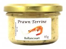Prawn Terrine from Ballancourt, French Terrines