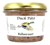 Duck Pate from Ballancourt, French Pate Suppliers