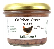 chicken liver pate from Ballancourt, French Pate Supplier