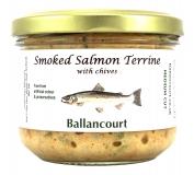 Smoked Salmon Terrine from Ballancourt, French Terrines