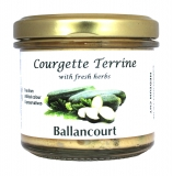 Courgette Terrine from Ballancourt, French Terrines