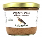 Wild Pigeon Pate from Ballancourt, French Pate Suppliers