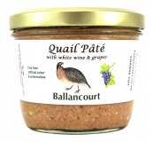 Quail Pate from Ballancourt, French Pate Suppliers