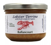 Lobster Terrine from Ballancourt, French Terrine Suppliers