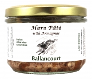 Hare Pate from Ballancourt, French Pate Suppliers