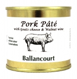 Pork Pate with Goats Cheese from Ballancourt, French Pate Suppliers