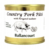 Country Pork Pate from Ballancourt, French Pate Suppliers
