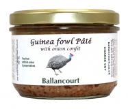 Guinea Fowl Pate with Onion Confit from Ballancourt, French Pate Suppliers