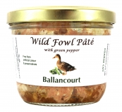 Wild Fowl Pate from Ballancourt, French Pate Suppliers