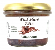 Wild Hare Pate from Ballancourt, French Pate Suppliers