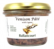 Venison Pate from Ballancourt, French Pate Suppliers