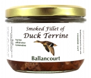 Smoked Fillet of Duck Terrine from Ballancourt, French Terrine Suppliers