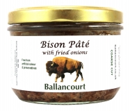 Bison Pate from Ballancourt, French Pate Suppliers