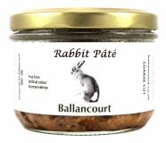 Rabbit Pate from Ballancourt, French Pate Suppliers