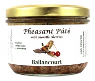 Pheasant Pate with Cherries from Ballancourt, French Pate Suppliers