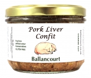 Pork Liver Pate from Ballancourt, French Pate Suppliers