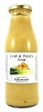 Leek and Potato Soup from Ballancourt, French Soup Supplier