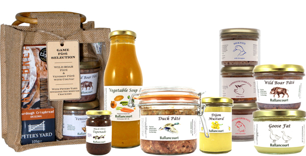 Fine French Food Gift Packs