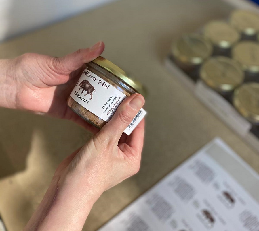 Own label pate supplier - custom labelling at no additional cost